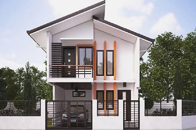 Desain Rumah Minimalis Dua Lantai Dan Tips Membangunnya Dengan Biaya Murah