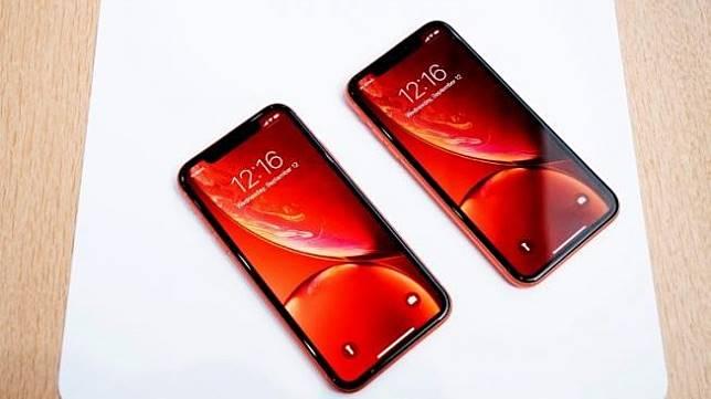 iPhone XR. [AFP]