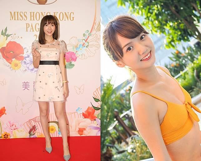 Mina清純水著Look都𥭷可愛。