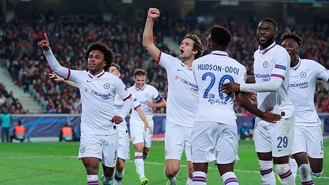 Chelsea Menang 1-0 Atas Newcastle