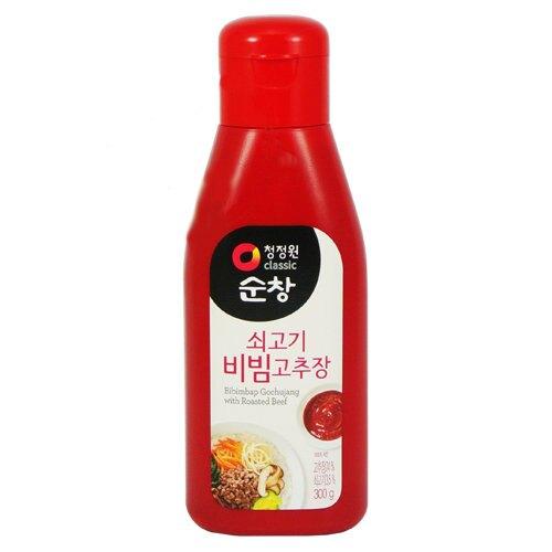 韓式拌飯拌麵好幫手 方便好收納
