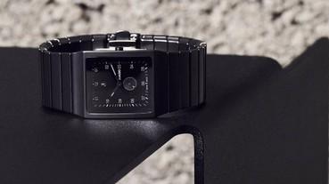 Rado瑞士雷達表 致敬父親節 爸爸的時尚「錶」現 分秒有型