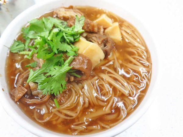 【永和美食】超好吃鮑魚大腸麵線-創意新吃法!鮑魚大腸麵線