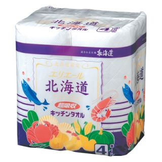 大王製紙 エリエール 北海道キッチンタオル