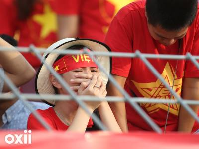 Cổ động viên Việt Nam 'có tiền' cũng không mua được vé trận Myanmar
