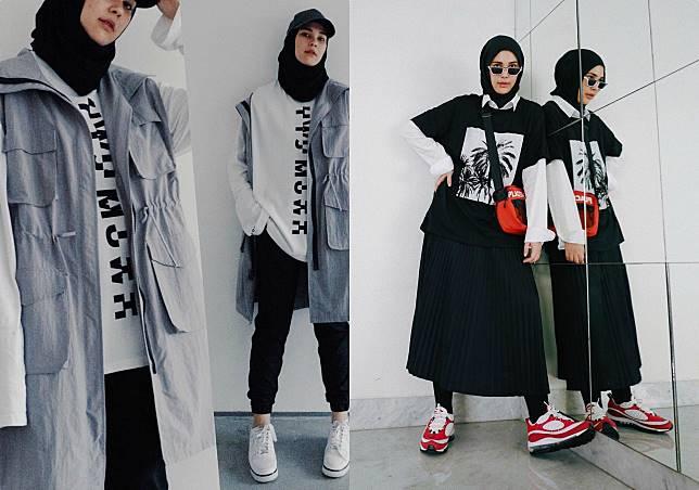 Hijab Tomboy ala Rani Hatta