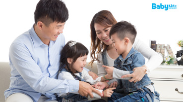 1分鐘學會!親子互動手指謠 讓妳和孩子更親密