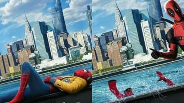 《死侍 2》推出全新電影海報,彈如雨下靈感翻玩這部電影!