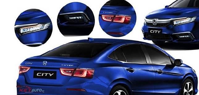 Honda City MY2020. Sumber: creative311.com
