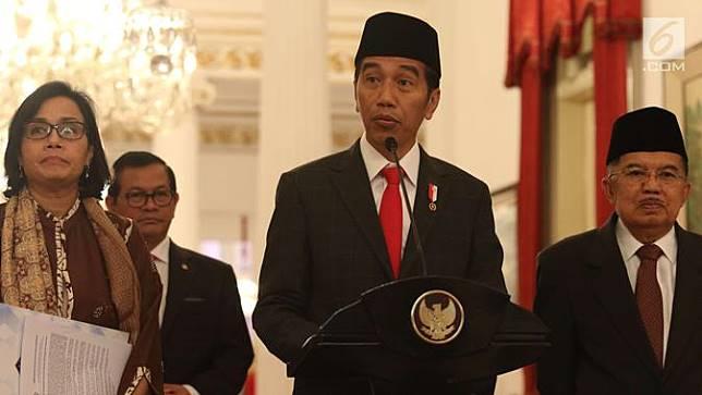 Sah, Jokowi Teken Aturan THR dan Gaji ke-13 PNS