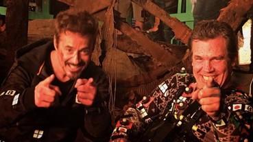 小勞勃道尼公布片場拍攝花絮,確定會拍攝《復仇者聯盟 4》!