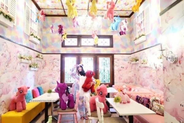 5 Kafe Bertema Karakter Populer di Korea yang Asyik Buat Nongkrong