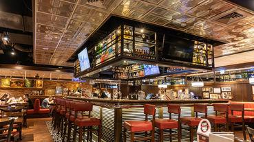 中壢大江TGI FRIDAYS星期五美式餐廳 服務好 適合多人聚餐