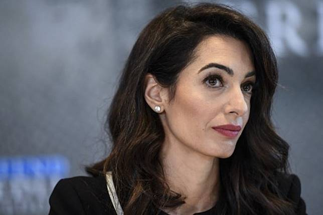 Lebanese-British human-rights lawyer Amal Clooney  to represent Maldivian government at the UN's highest court in seeking justice for Myanmar's persecuted Rohingya Muslims.