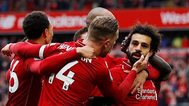 Sisa Pertandingan Liga Lebih Memudahkan Liverpool untuk Juara Premiere League