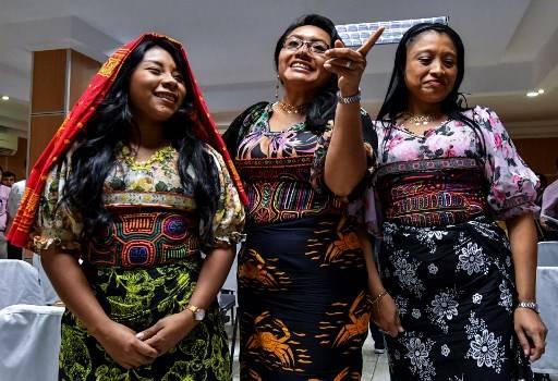 ไนกี้ประกาศถอนแบบรองเท้ารุ่นใหม่ล่าสุด หลังชนกลุ่มน้อยในปานามา ประท้วงไนกี้ขโมยแบบดีไซน์ Luis ACOSTA / AFP