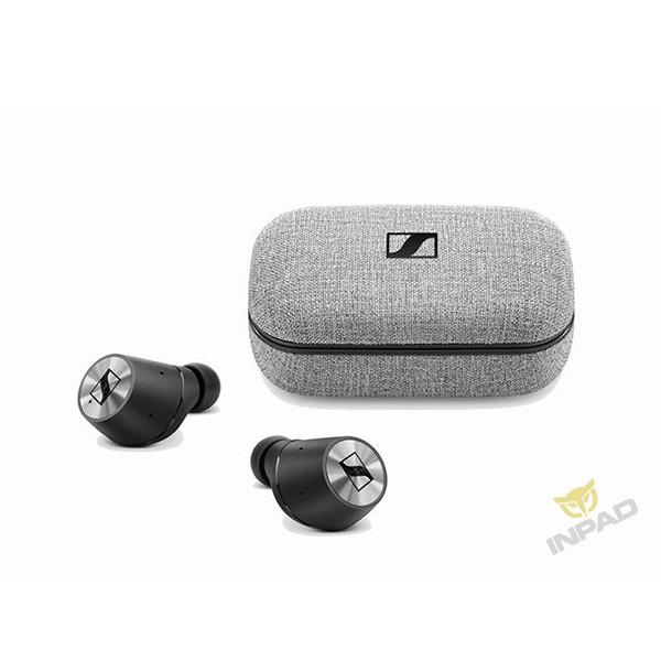 aptX LL協定6、支援Sennheiser Smart Control App程式7、支援Apple Siri或Google Assistant智能助理的語音功能8、滿電可用4小時,充電盒可額外提