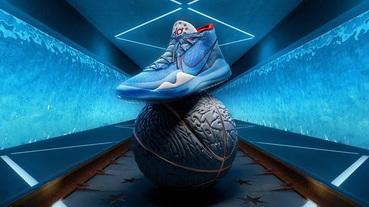 新聞分享 / NBA 全明星賽再訪芝加哥 Nike KD12 'DON C' 內藏城市風情