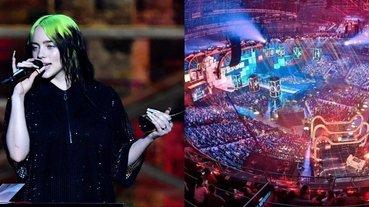雙十一天貓晚會公布「五座葛萊美奬」音樂巨星加盟演出,網友瘋傳點名 Billie Eilish!