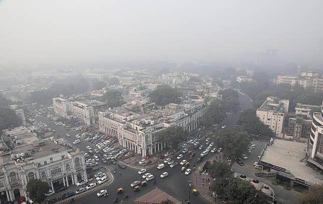 印度空氣污染