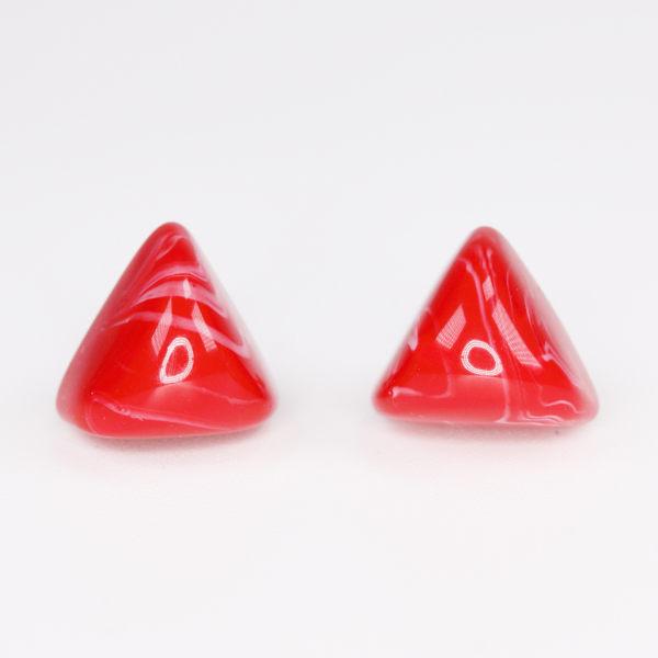 糖果小山貼耳耳環
