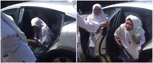 Viral video satu mobil diisi 13 orang, bikin tepuk jidat