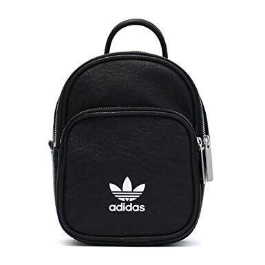KUMO SHOES-現貨Adidas Originals-BK6951 鱷魚壓紋 皮革 迷你後背包