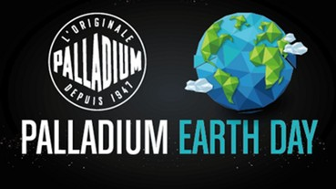 Palladium Earth Day 地球環保日 與您一同拯救地球綠化未來