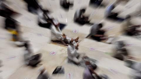 Doa Puasa Hari Kedua Puluh Lima Ramadhan