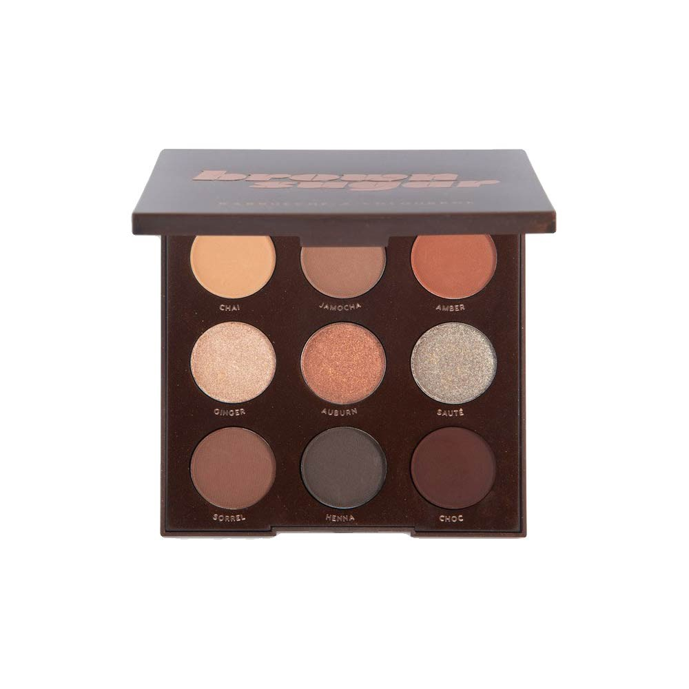 Colourpop 9色眼影盤 BROWN SUGAR/SOL