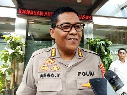 Kabid Humas Polda Metro Jaya Kombes Argo Yuwono. Medcom.id/ Siti Yona