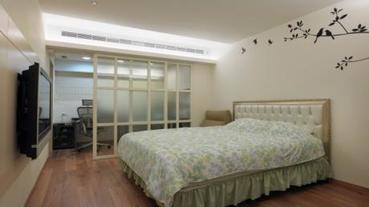 五種令人驚豔的臥室風格設計