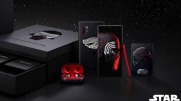 星戰迷注意!三星發表造型超搶眼的 Galaxy Note 10+ 星戰特別版