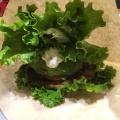 チキンアボカドサラダバーガー - 実際訪問したユーザーが直接撮影して投稿した西新宿ハンバーガーthe3rdburger新宿大ガード店の写真のメニュー情報