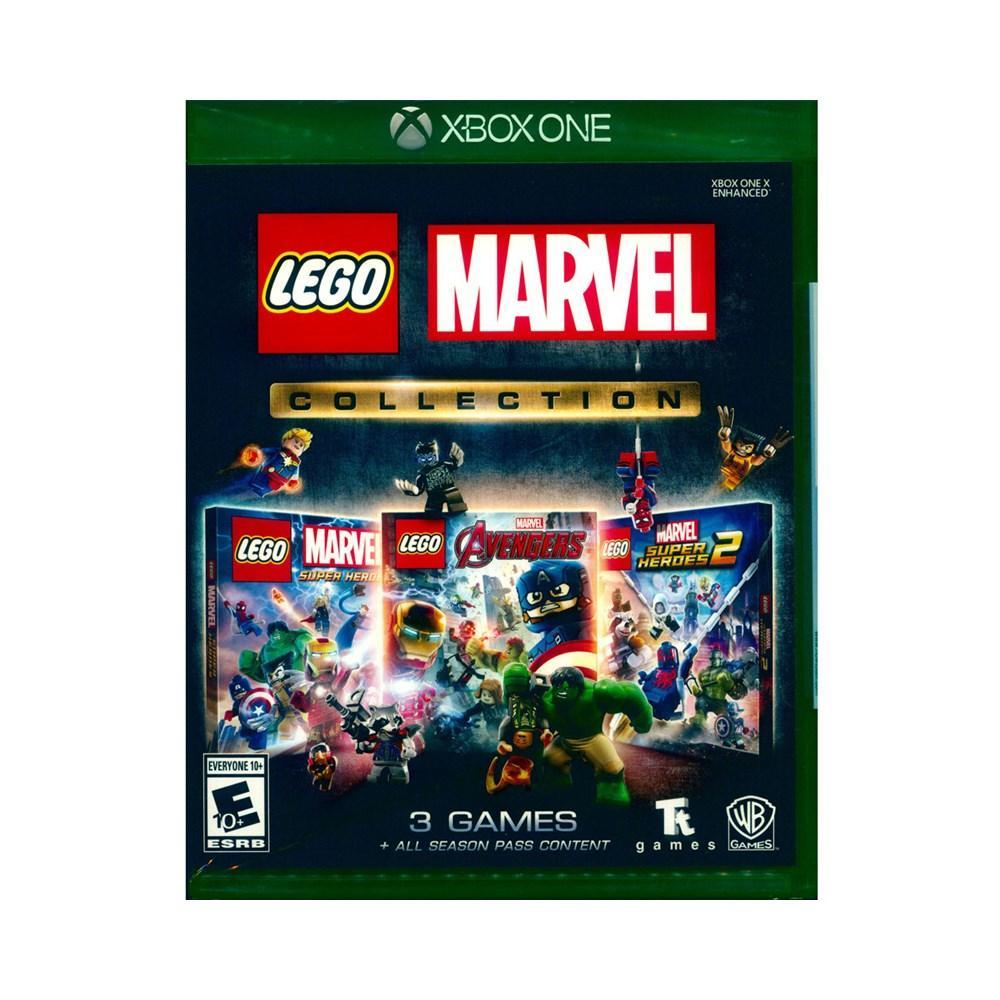 (現貨全新) XBOX ONE 樂高漫威 合輯典藏完整版 中英文美版 Lego Marvel (復仇者聯盟)【一起玩】