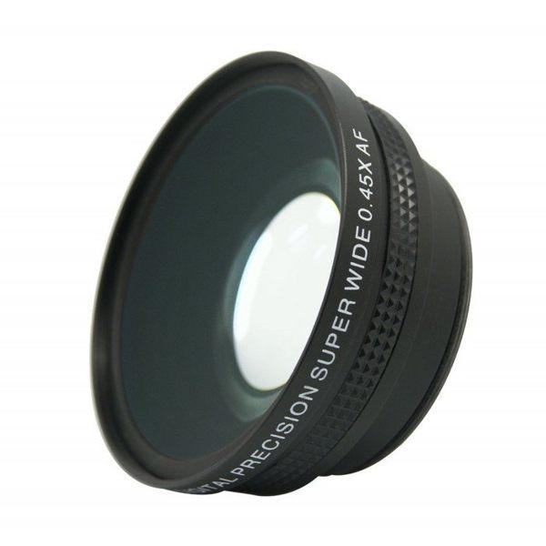 【EC數位】ROWA 兩片式 0.45x 單眼專用廣角鏡頭 37mm 廣角鏡頭 廣角