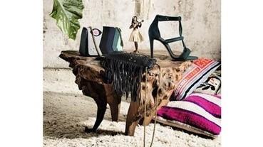 編織工藝 性感鞋履
