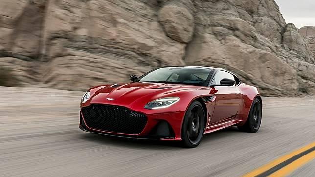 Aston Martin Bakal Luncurkan Supercar Baru di Indonesia Pekan Depan