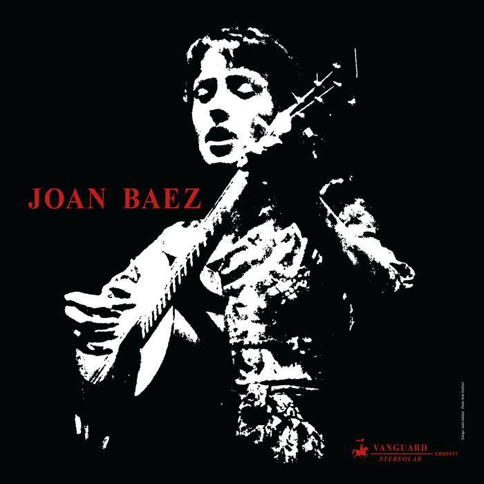 (黑膠,180g)瓊拜雅首張專輯 Joan Baez (vinyl) CR00117