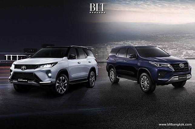 """การเปลี่ยนแปลงในรอบ 5 ปี ของ """"Toyota Fortuner"""" ที่โดดเด่นทั้งตัวรถและราคา"""