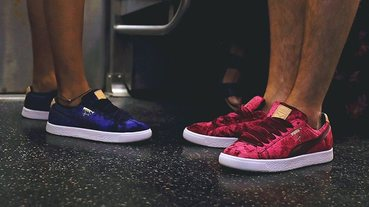 新聞分享 / 致敬 B-Boy 文化 Extra Butter x PUMA Clyde 'Kings of New York'
