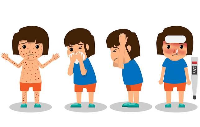 水痘 濕疹 癬… 常見5種兒童皮膚問題