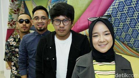 Eks Sabyan Bantah Isu Ayus dan Nissa Gabungkan Kamar Hotel Saat Manggung (Foto: Muhammad Ridho)