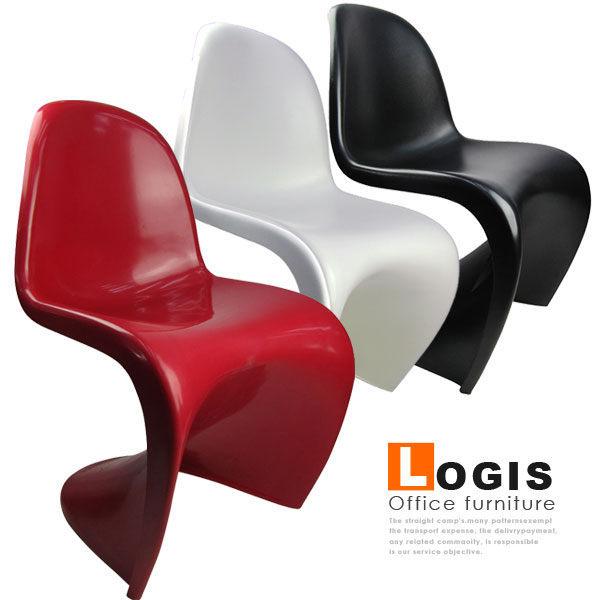 *邏爵*~LOG-503*2斯加麗休閒椅 s形椅 造形椅 美人椅 設計師 *2入組*