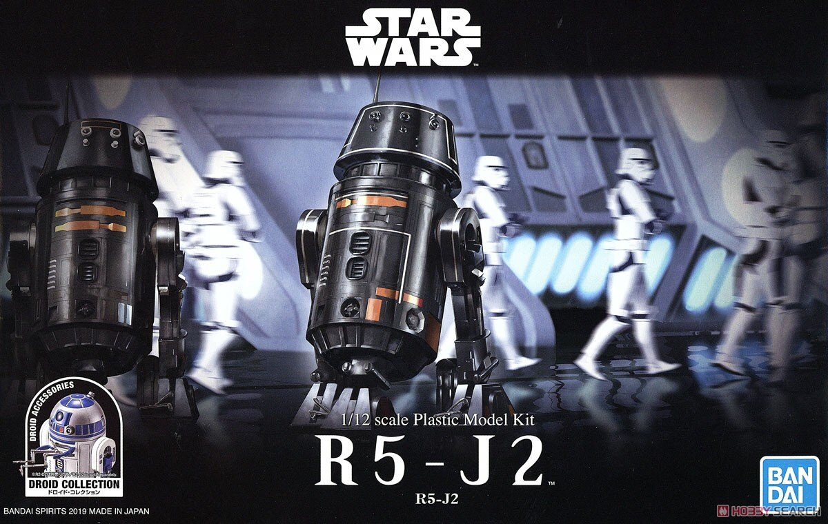 ◆時光殺手玩具館◆ 現貨 組裝模型 模型 1/12 STAR WARS 星際大戰 R5-J2
