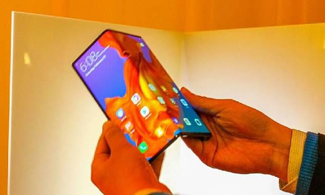 Huawei Mate X. Kredit: GSM Arena