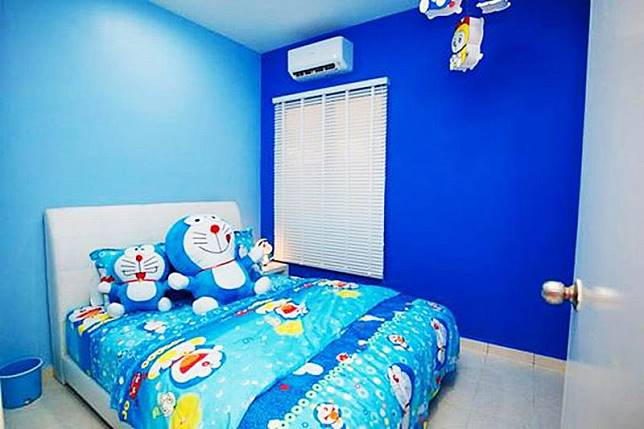 93 Ide Desain Kamar Serba Doraemon HD Terbaik Download Gratis