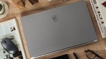 msi P75 Creator 為創作者升級 Intel 第九代 Core i9 處理器,再搭配 GeForce RTX 顯示晶片上市