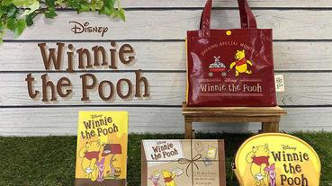 日本必買|迪士尼迷別錯過!日本郵局與迪士尼最新聯名 蜂蜜維尼可愛系列
