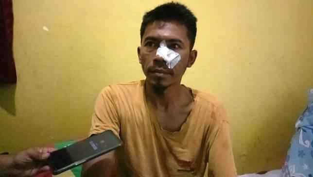 Sekelompok Orang Berseragam Brimob di Bogor Keroyok Warga yang Tengah Agustusan